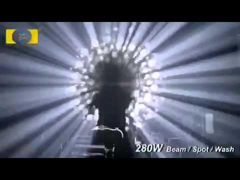 Голова New Light M Y8280 10R 280W Beam Spot Wash light