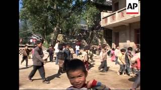 China's Miao people remember their Christian roots.