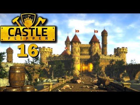Castle Flipper #16: Start zum Schlossbau, mit Hindernissen [Gameplay][German][Deutsch]