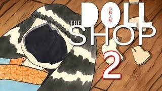 The Doll Shop - The Dolls See All... (All Endings) Manly Let's Play [ 2 ]