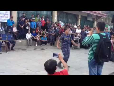 Nepal police ✊