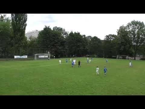 Sestřih branek U13 FCB - Hranice U14