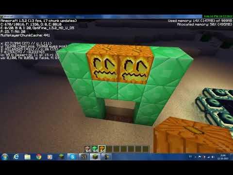 Tipos de portales de minecraft l mini especial 20 SUBS!!!!!!