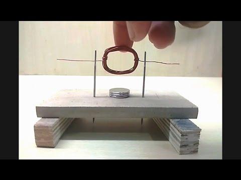 100% Free Energy Magnet Generator | Trick Revealed !!!