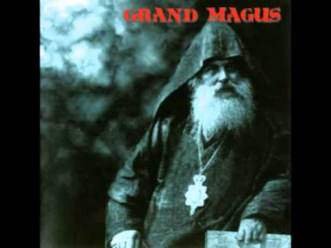 Grand Magus - Coat Of Arms