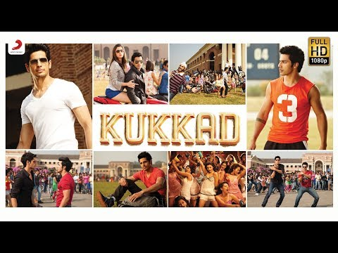 Kukkad - Official Full Song - Student of the Year
