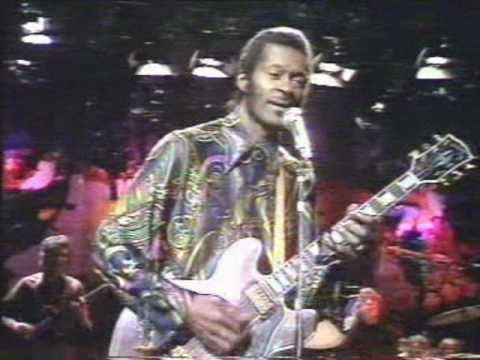 CHUCK BERRY - Roll Over Beethoven  Sweet Little Sixteen