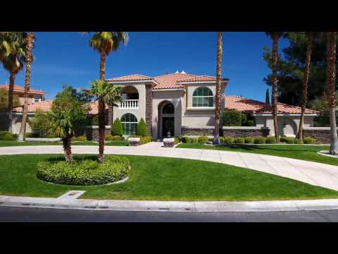 House for Sale in Las Vegas, NV: 2824 High Sail Ct, Million Dollar Listing Las Vegas