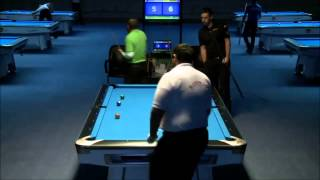 Efren Reyes vs Karl Boyes, World 9 Ball Championship 2014 Qatar