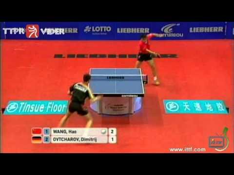 World Team Cup 2011: Dimitrij Ovtcharov-Wang Hao