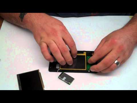 How to Repair DSi Touch Screen