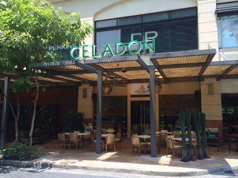 Celadon Thai Restaurant Power Plant Mall Rockwell Makati by HourPhilippines.com