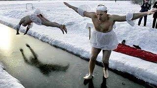 Лучшие приколы Рунета [Выпуск #15 - Зима]