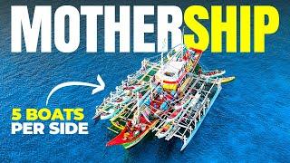 OFFSHORE FISHING FILIPINO STYLE!