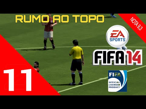 Série Fifa 14 Ut: Rumo Ao Topo #11