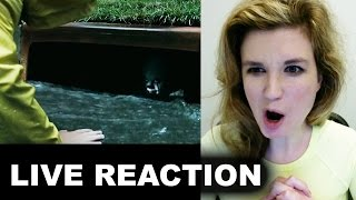 It Trailer 2017 REACTION