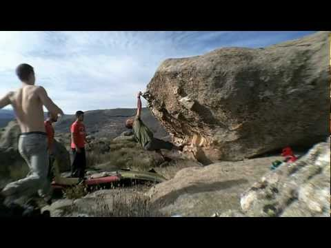 Granitomania(Bouldering)