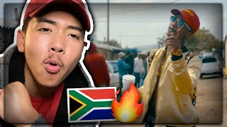 eMTee - We Up (Official Music Video) AMERICAN REACTION! South African Hip Hop Rapper | US USA REACTS