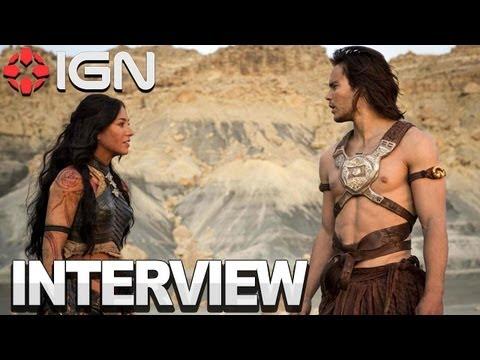 John Carter - Cast & Director Interview