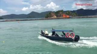LIMA'17: Launch of exhibition's marine segment makes big splash