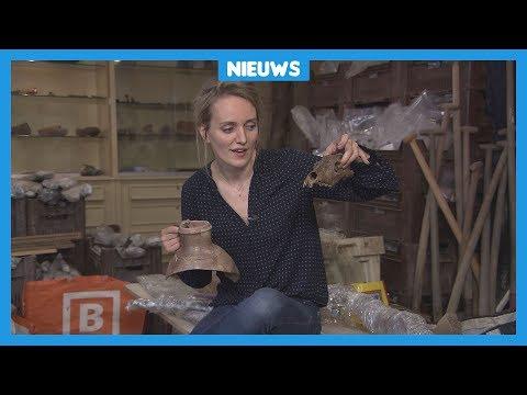 Oude schepen en botten van mammoeten gevonden