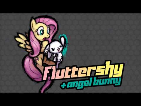 MLP: Fighting is Magic - Fluttershy's Theme (Super-Extended Version)