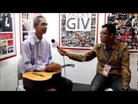 Wawancara Guitarist Diaspora: Iman Prabowo