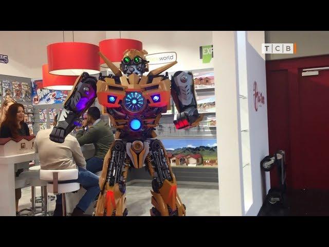 Приднестровцы на всемирной выставке игрушек