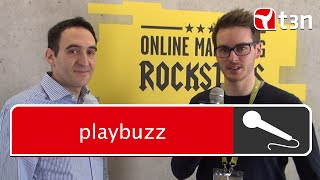 Shaul Olmert (Founder Playbuzz) im Interview