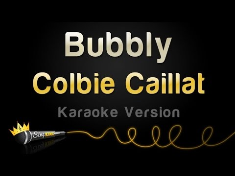 Colbie Caillat - Bubbly (Karaoke Version)