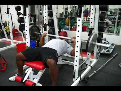 ウェイトトレーニング筋肥大
