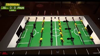 [Download] - FOOSBALL VR (DL PC) - [Table Soccer Simulator, Virtual Reality Table Football Game]