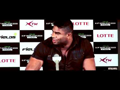 Badr Hari Vs Alistair Overeem new 2011 by mehdibelgium