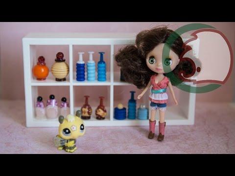 Шампунь для кукол своими руками