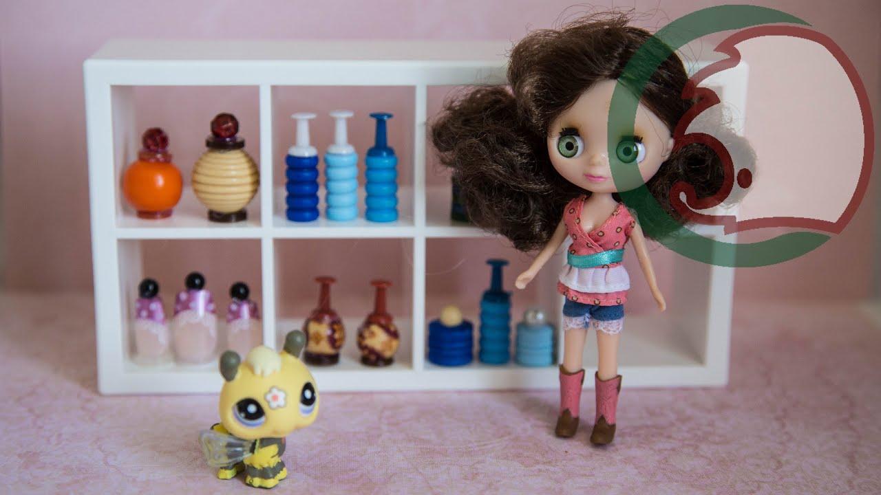 Духи для кукол своими руками 3