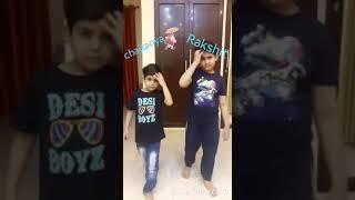 Rakshit Chaitanya / Oru Adaar Love / kids style / Trailor/Delhi ke chore