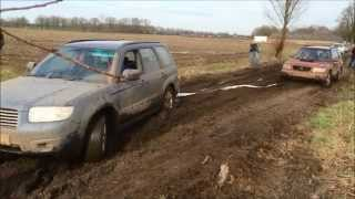 Subaru Forester - Legacy Off-Road Hilvarenbeek 2015