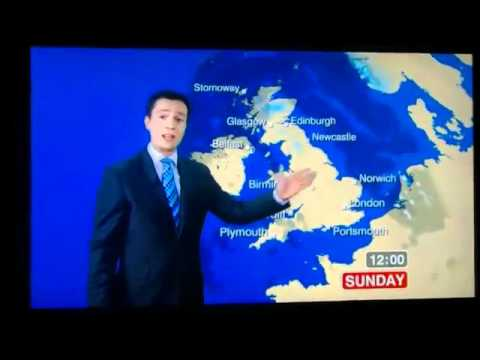 "BBC Weather: ""Bucket loads of Cunts"""