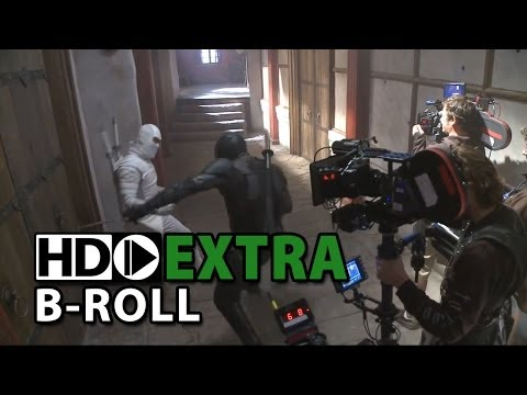G.I. Joe: Retaliation (2013) Behind the Scenes, Making of & B-Roll - Part3/3