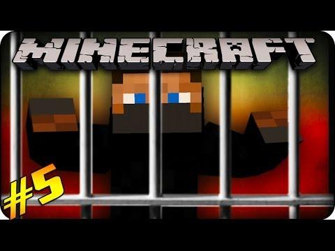 Minecraft Prison Escape : GANGSTER SPEED RANKS #5