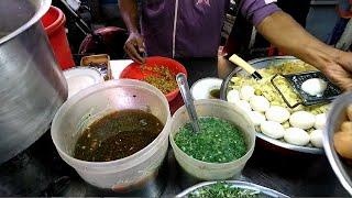Eating Fuchka /Panipuri/ Golgappa - Bangladeshi Street food Dhaka Bengali Street food BD