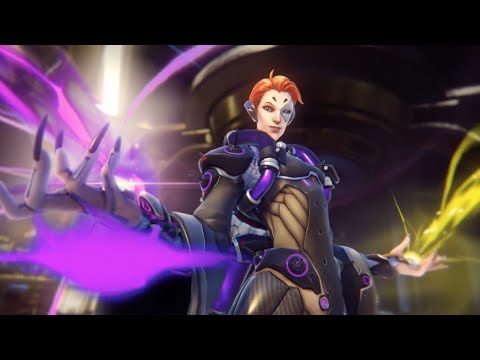 Overwatch Moira Reveal Trailer - Blizzcon 2017