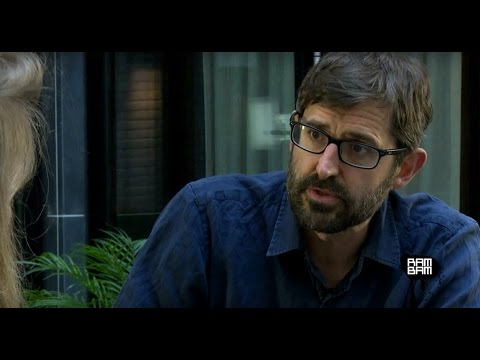 Louis Theroux discusses Scientology and undercover reporting- Rambam