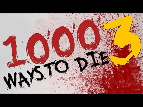 1000 Ways To Die Parody 3 video