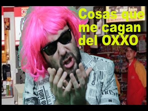 Cosas que me cagan del OXXO // Galatzia Vlogs // CID VELA