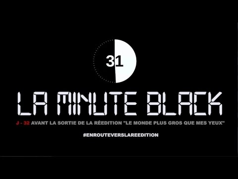 Black M - La Minute Black J-32