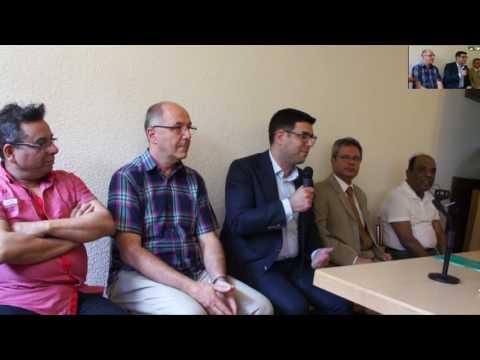 Channel I news: বই বিতরণ উৎসব। বাংলা স্কুল জুরিখ। Text Book  Ceremoney by Bangla School Zurich,