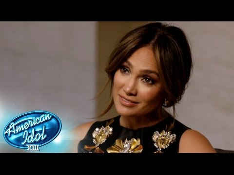 Jennifer Lopez Returns! - AMERICAN IDOL SEASON XIII
