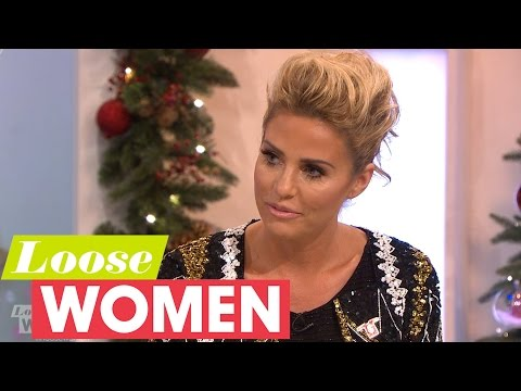 Katie Price Thinks Ronnie Wood Is Selfish | Loose Women