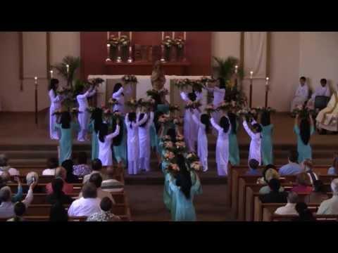 Dâng Hoa ??c M? (May 2013) - St Mary Magdalen, Everett, WA